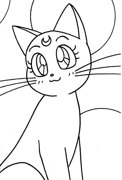 Раскраски аниме животные Раскраски аниме животные. Раскраски животных из японских мультиков для подростков