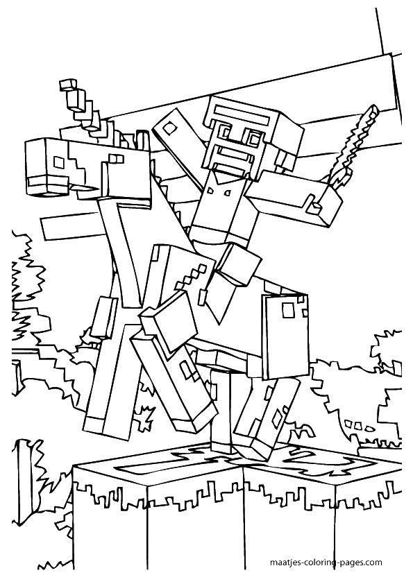 Раскраски Игры Раскраски Игры. Раскраски с моментами из компьютерных игр