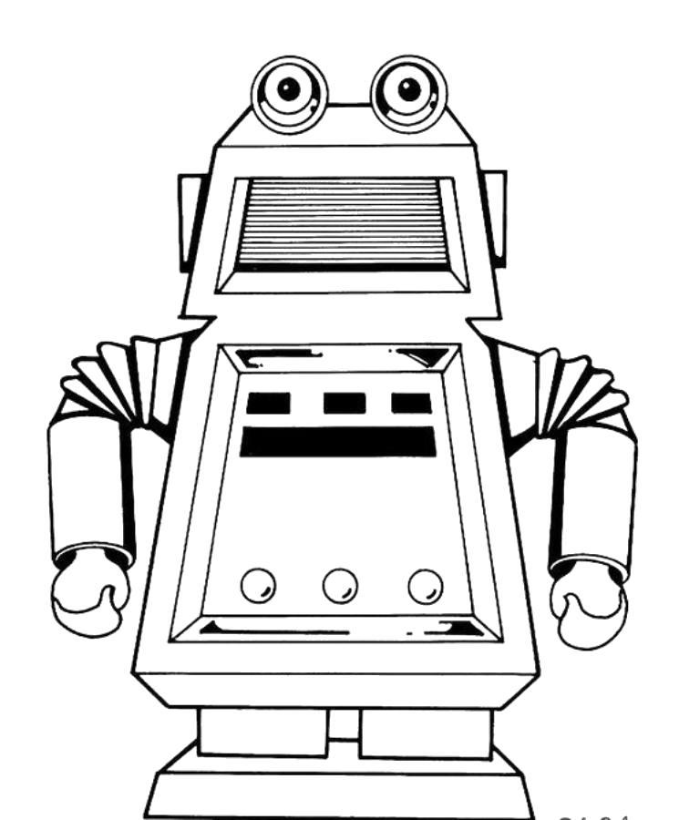 Раскраски Роботы Раскраски Роботы. Раскраски современной робототехники для мальчиков