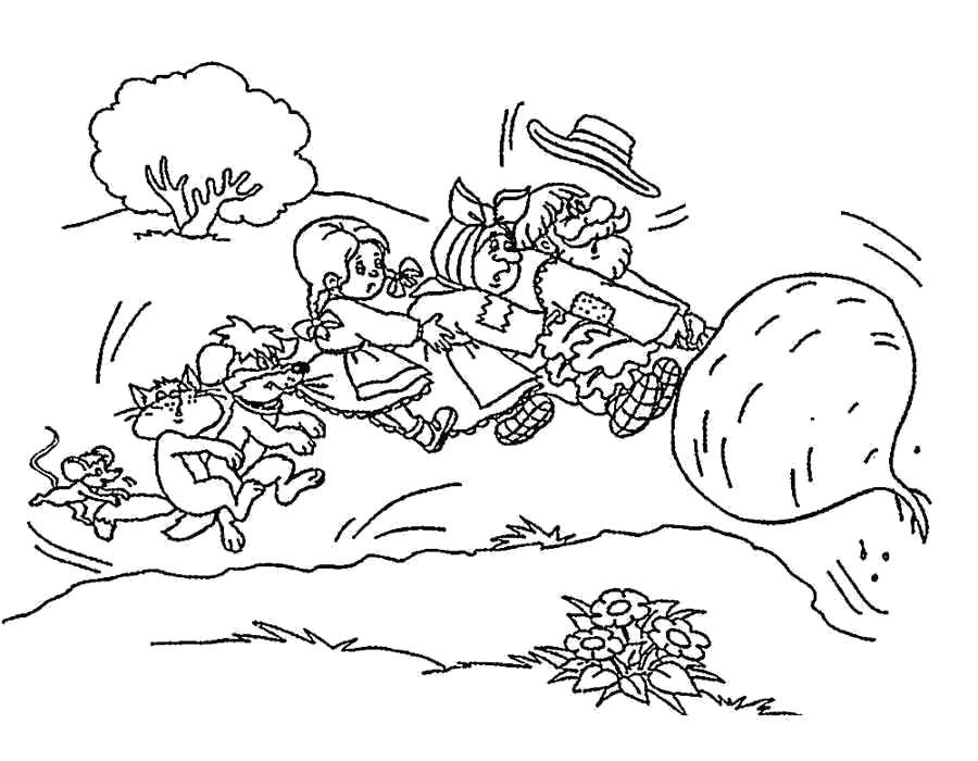 Раскраски Народные сказки Раскраски Народные сказки. Раскраски для детей по сказкам разных народов