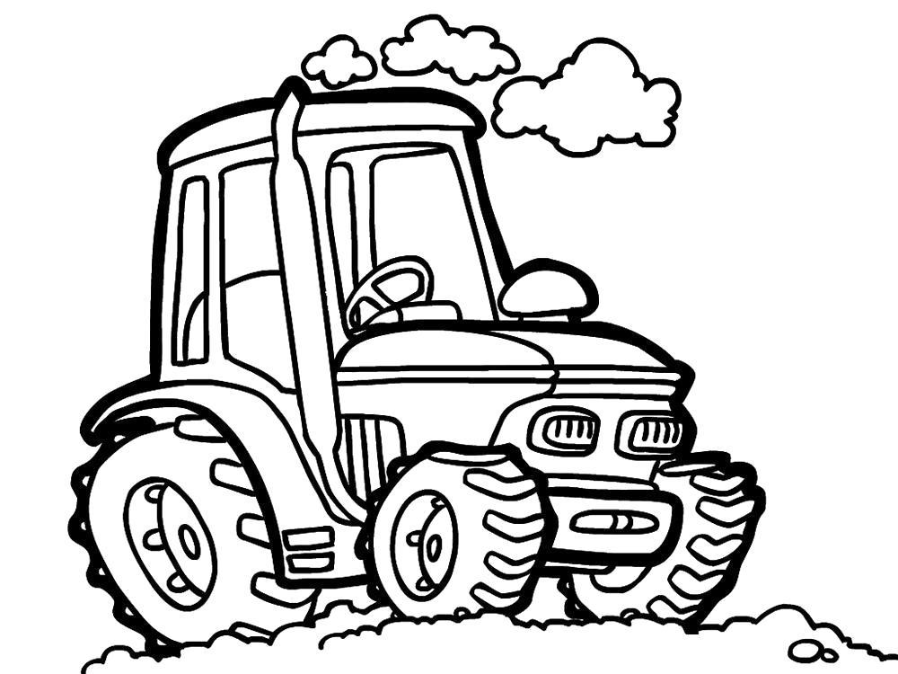 Раскраски сельхозтехника Раскраски сельхозтехники, уборочной техники и другой техники используемой в селе