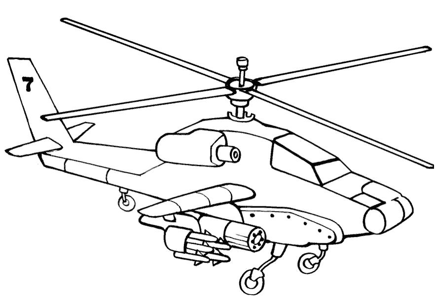 Раскраски вертолеты Раскраски вертолеты, раскраски военных и обычных самолетов