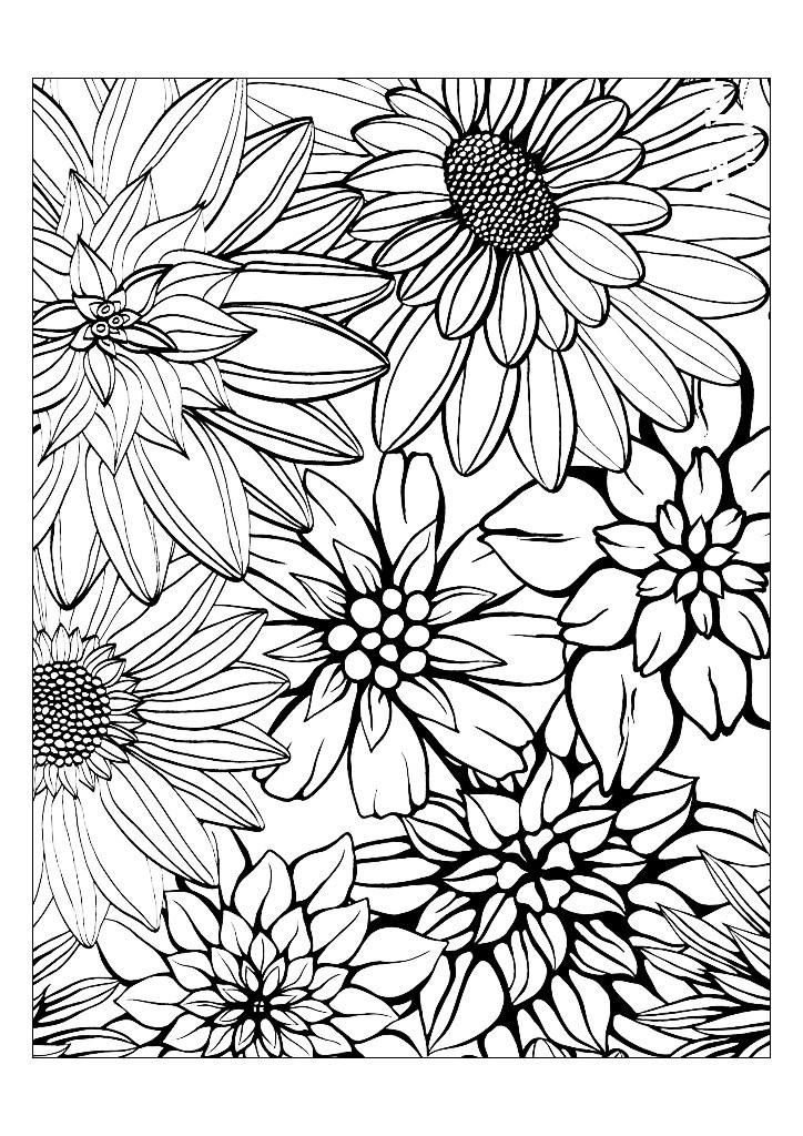 Раскраски Арт-терапия Раскраски Арт-терапия, картинки для раскрашивания на занятиях арт-терапии