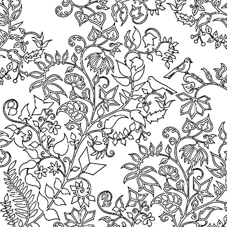 Раскраски волшебные цветы Раскраски волшебные цветы. Сложные раскраски антистресс с цветами для взрослых и подростков