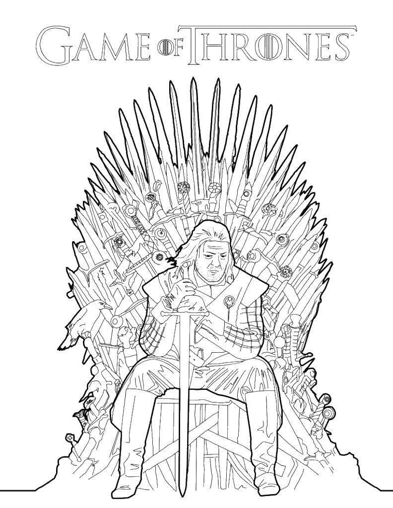 Раскраски игра престолов Раскраски игра престолов. Раскраски для взрослых по роману Раскраски игра престолов