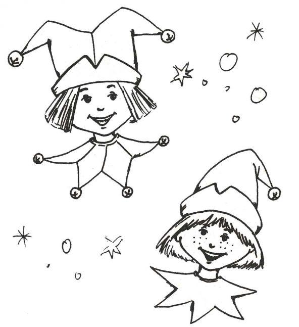 Раскраски день смеха Раскраски день смеха, раскраски к 1 апреля для детей