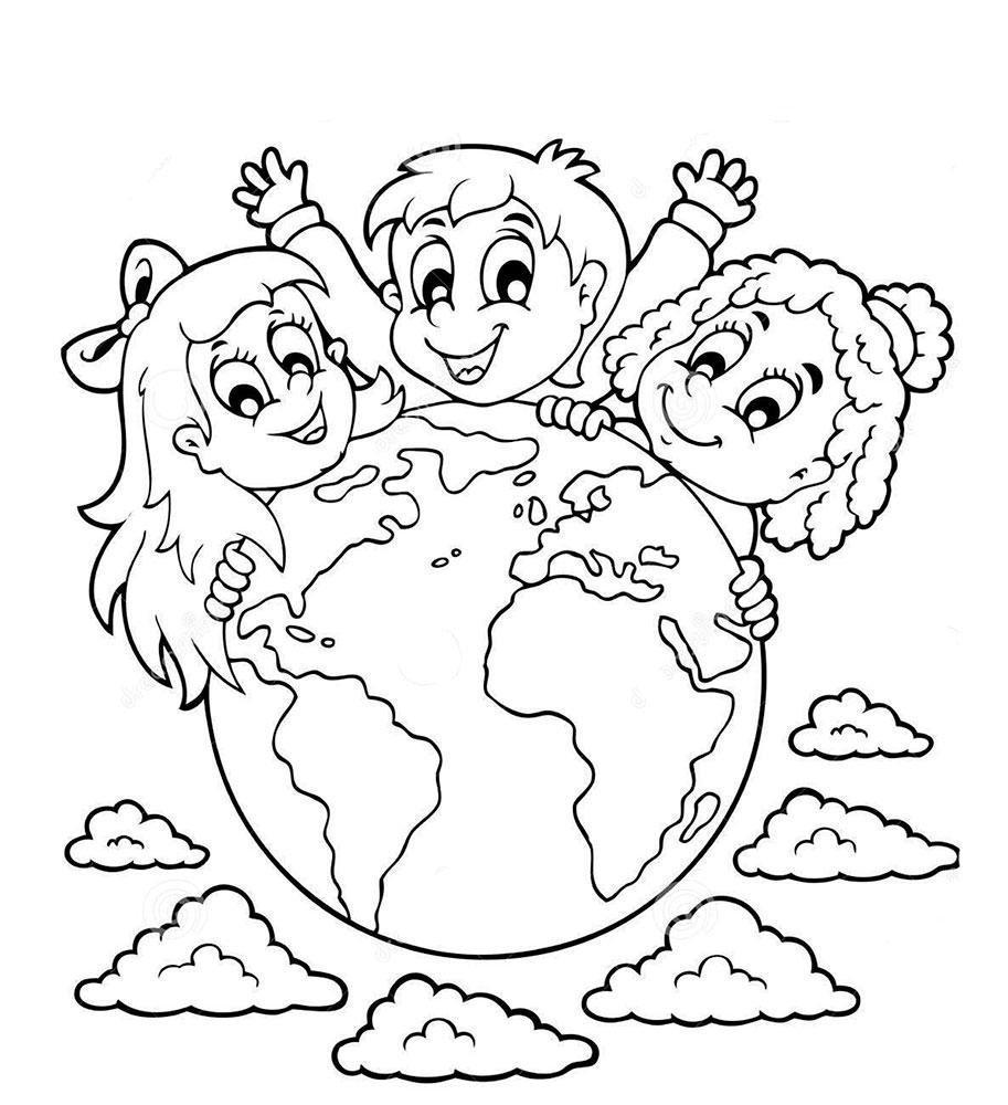 Раскраски для детей Раскраски для детей различной тематики, раскраски для дошкольников и школьников